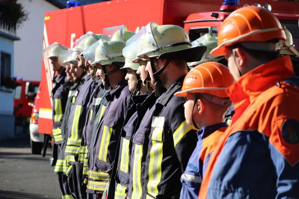 Antrag: Zuwendung an die im Einsatzdienst stehenden Angehörigen der Feuerwehr zu einer privaten Rentenversicherung
