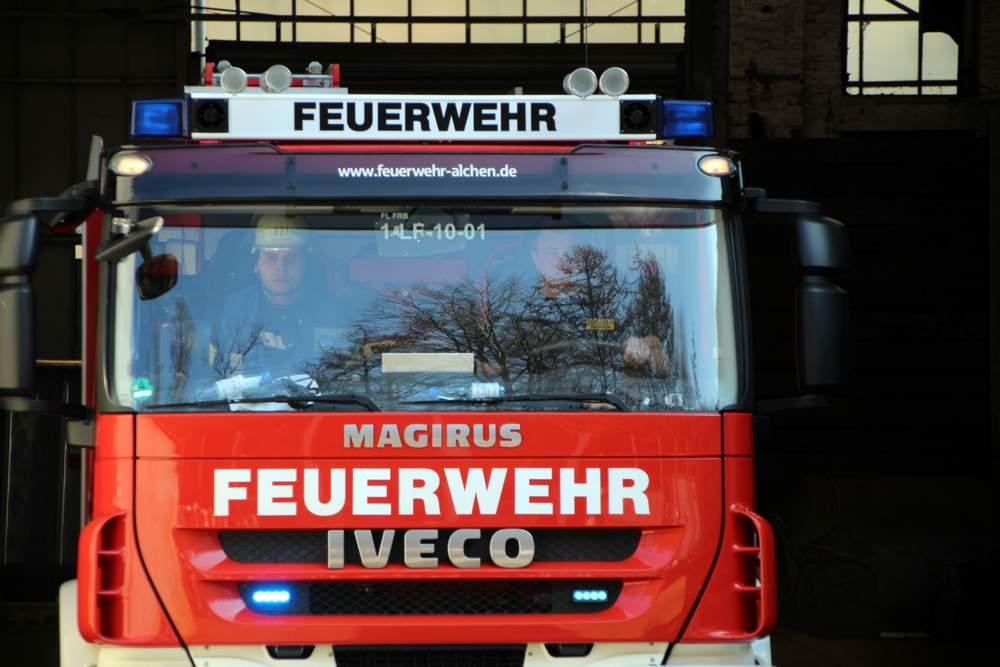 Ausstattung der Feuerwehrstandorte – Antworten auf unsere Fragen
