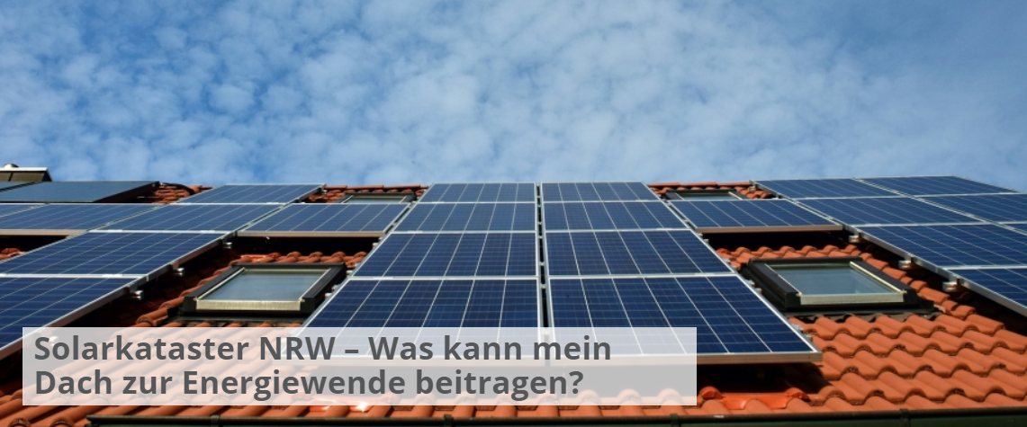 Einbindung des Solarkatasters NRW Gebiet Freudenberg in den Internet-Auftritt der Stadt Freudenberg