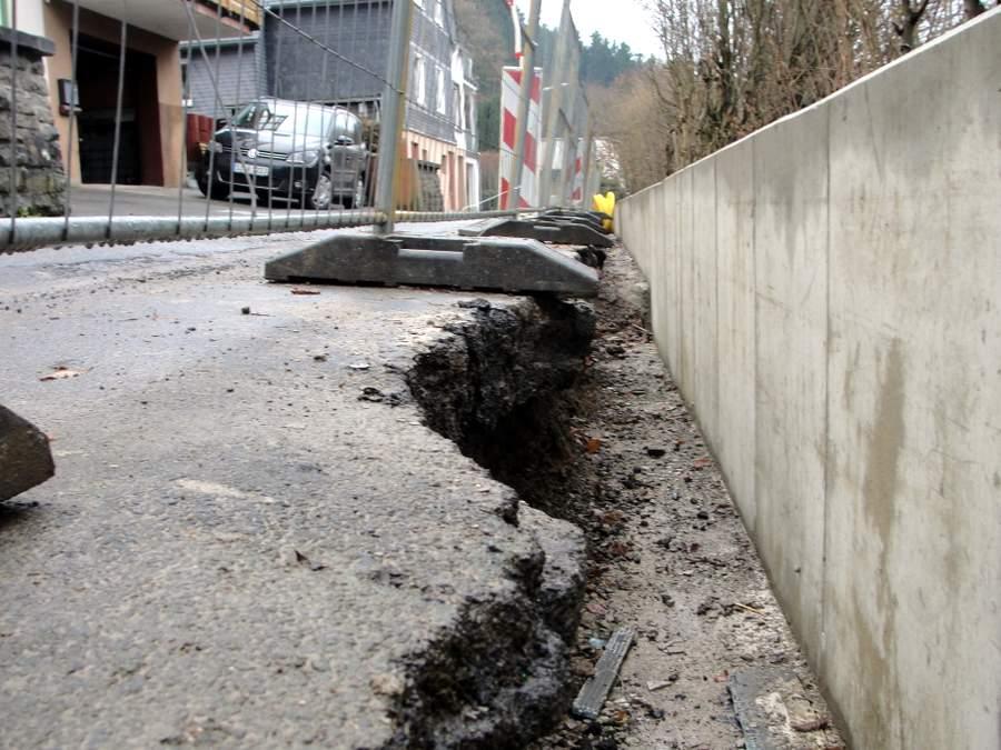 Fragen zum Straßenausbau in Freudenberg