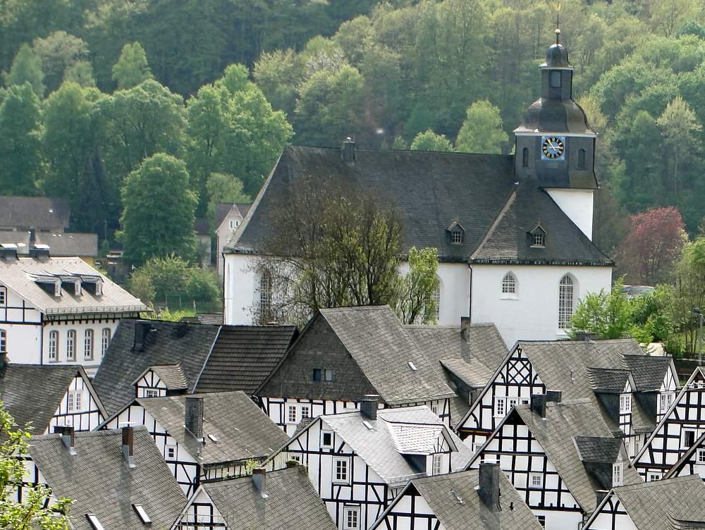 Gedenktafel zur Erinnerung an die Hexenverfolgung in Freudenberg wird in Kürze installiert