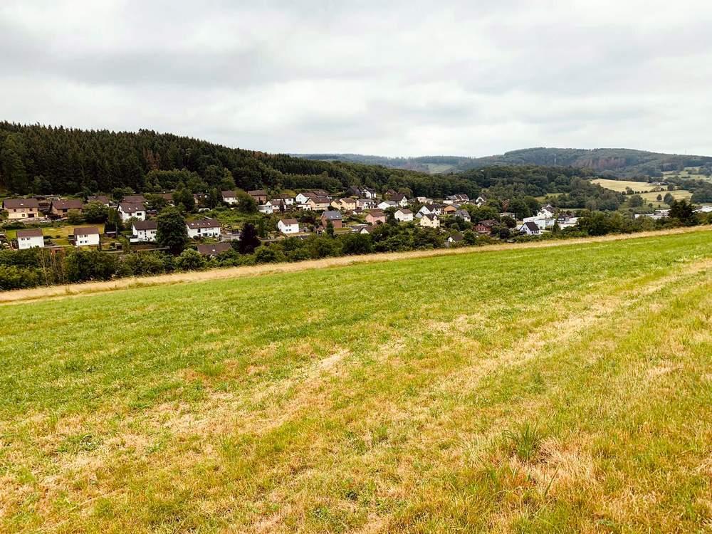 Oberfischbach: Baugebiet am Katzenberg hilft Wohnraummangel zu beseitigen