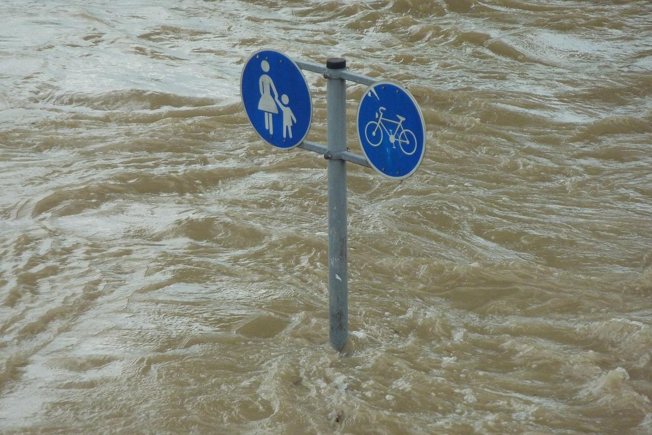 Maßnahmenplanung im Rahmen des Hochwasserrisikomanagements in NRW