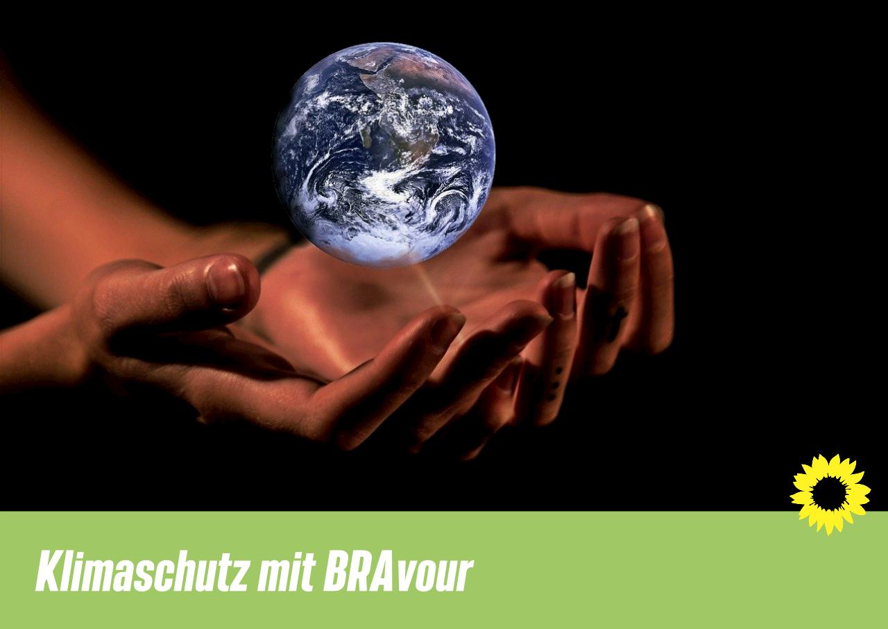 Antrag: Klimaschutz mit BRAvour